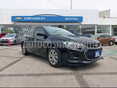 Chevrolet Cavalier Premier Aut usado (2019) color Negro Onix precio $260,000