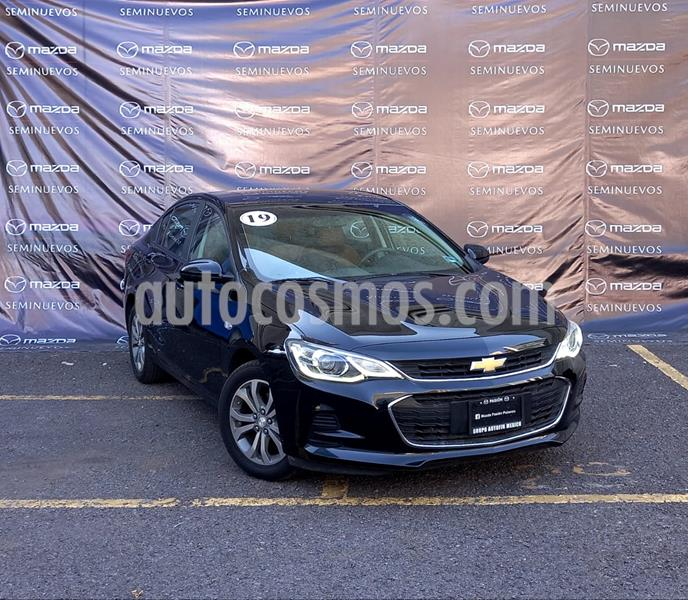 Chevrolet Cavalier Premier Aut usado (2019) color Negro Onix precio $240,000