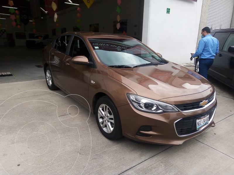 Foto Chevrolet Cavalier LT TA usado (2018) precio $212,000