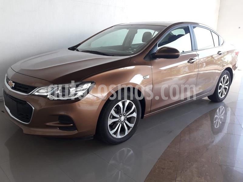 Chevrolet Cavalier Premier Aut usado (2019) color Blanco precio $228,000