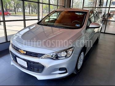 Chevrolet Cavalier LS Aut usado (2019) color Plata Brillante precio $201,000