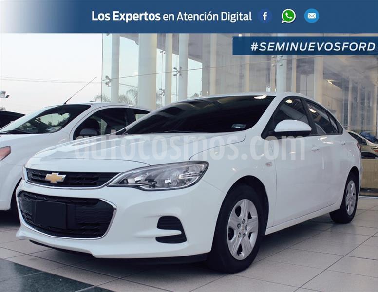 Chevrolet Cavalier LS usado (2019) color Blanco precio $219,000