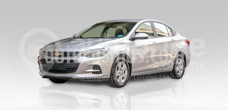 Chevrolet Cavalier LS usado (2019) color Plata Dorado precio $237,000