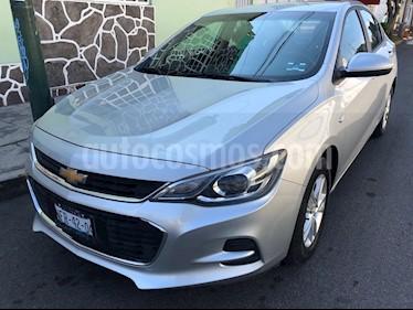 Chevrolet Cavalier LT Aut usado (2018) color Plata precio $187,000