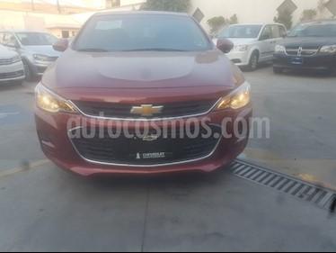 Chevrolet Cavalier LS Aut usado (2019) color Rojo precio $209,000