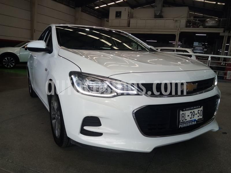 Chevrolet Cavalier LT Aut usado (2019) color Blanco precio $255,000