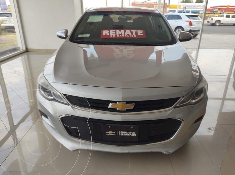 Foto Chevrolet Cavalier Premier Aut usado (2019) color Plata Dorado precio $260,000