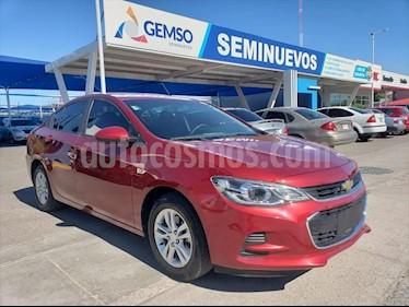 Chevrolet Cavalier LT Aut usado (2018) color Rojo precio $185,000