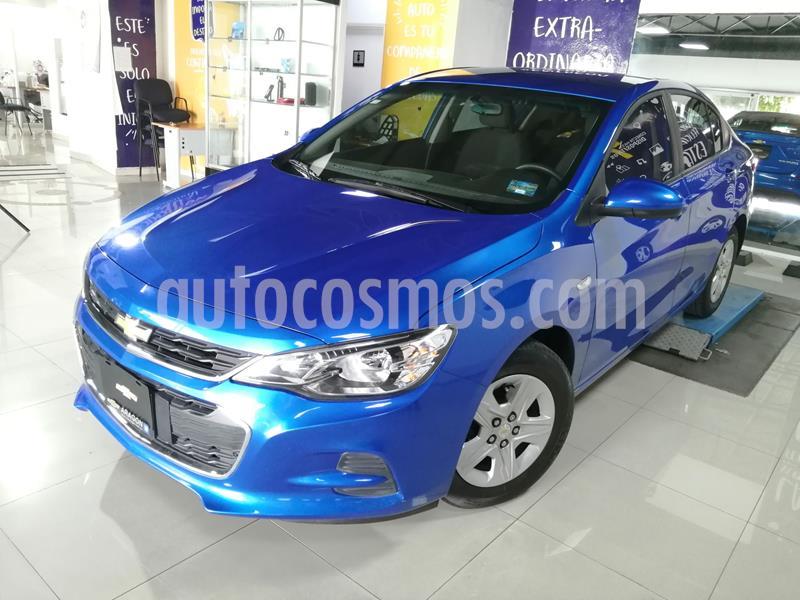 Chevrolet Cavalier LS usado (2018) color Azul precio $215,000