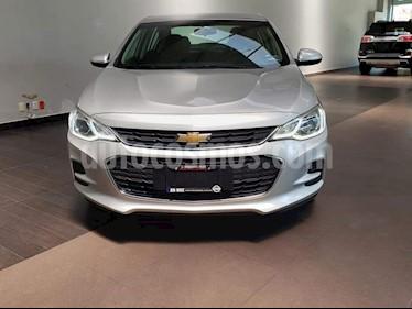 Chevrolet Cavalier LT Aut usado (2019) color Plata Brillante precio $239,900