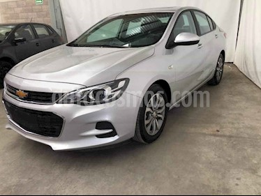 Chevrolet Cavalier 4 pts. C PREMIER AT usado (2019) color Plata precio $192,900