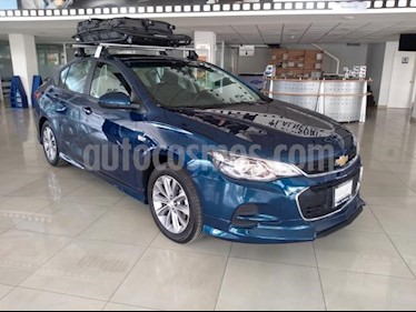 Chevrolet Cavalier C 4P PREMIER 1.5L TA A/AC. VE PIEL QC RA-16 usado (2020) color Azul precio $349,200