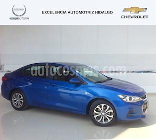 Chevrolet Cavalier Premier Aut usado (2018) color Azul Electrico precio $238,000