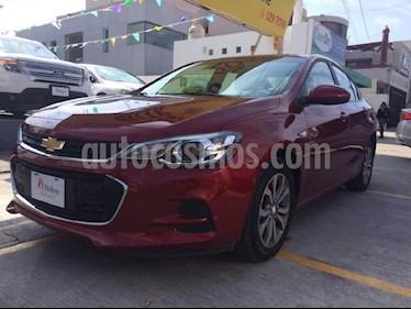 Foto venta Auto Seminuevo Chevrolet Cavalier Premier Aut (2018) color Rojo precio $239,000