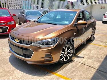 Chevrolet Cavalier Premier Aut usado (2019) color Cafe precio $295,000