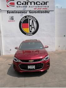 Foto venta Auto usado Chevrolet Cavalier Premier Aut (2018) color Rojo precio $225,000