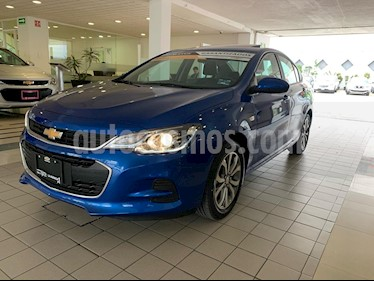 Foto venta Auto usado Chevrolet Cavalier Premier Aut (2019) color Azul Electrico precio $290,000