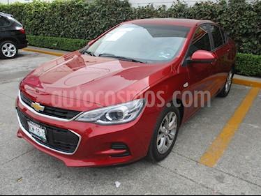 Foto venta Auto usado Chevrolet Cavalier Premier Aut (2018) color Rojo precio $275,000