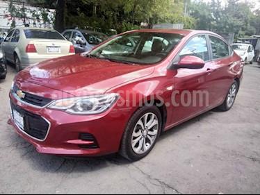 Foto venta Auto usado Chevrolet Cavalier Premier Aut (2018) color Rojo precio $239,000