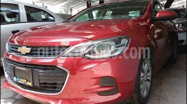 Foto Chevrolet Cavalier Premier Aut usado (2019) color Rojo precio $224,900