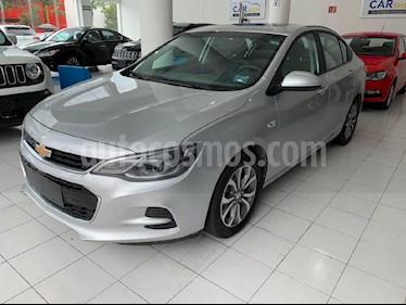 Foto venta Auto usado Chevrolet Cavalier Premier Aut (2018) color Plata precio $210,900
