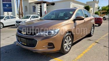 Foto venta Auto usado Chevrolet Cavalier Premier Aut (2018) color Cafe precio $203,900