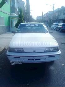 Foto venta Auto usado Chevrolet Cavalier Sedan Austero (1993) color Blanco precio $20,000