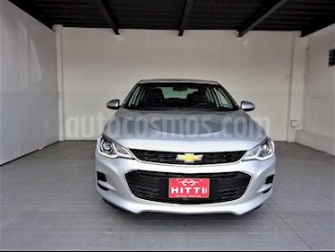 Foto venta Auto usado Chevrolet Cavalier Sedan Aut (2018) color Plata precio $253,000