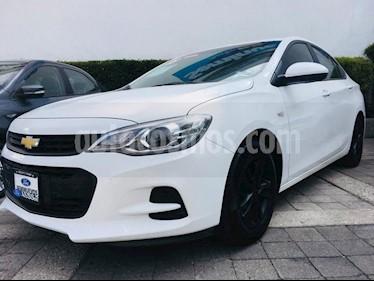 Foto venta Auto Seminuevo Chevrolet Cavalier Sedan (2018) color Blanco precio $220,000