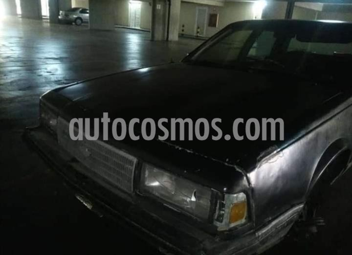 Chevrolet Celebrity sedan usado (1988) color Negro precio BoF200.020.030