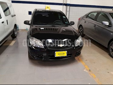 Foto venta Auto usado Chevrolet Celta - (2012) color Negro precio $195.000