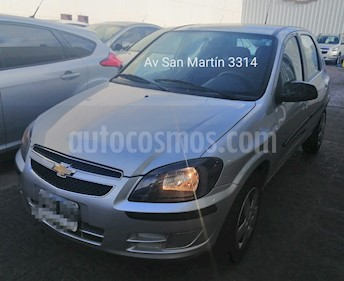Foto venta Auto usado Chevrolet Celta Advantage 5P (2015) color Plata Switchblade precio $324.900
