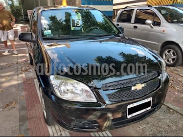 Chevrolet Celta LT 3P usado (2013) color Negro precio $260.000