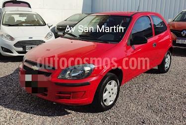 Chevrolet Celta LS 3P Ac usado (2011) color Rojo precio $269.900