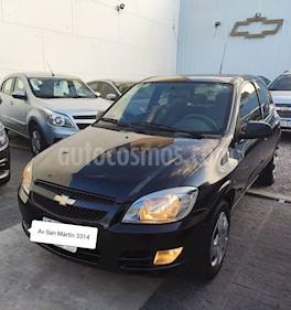 Chevrolet Celta LT 3P usado (2013) color Negro precio $329.900