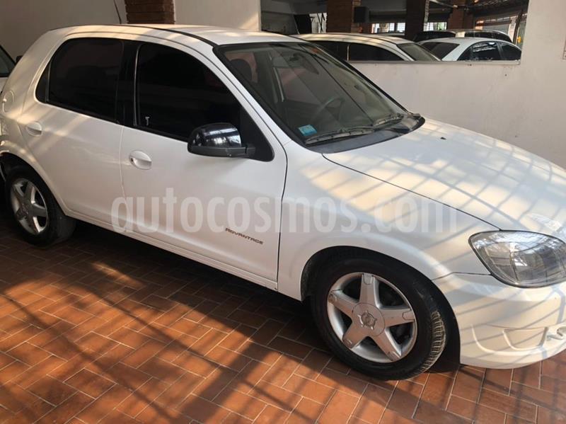 Chevrolet Celta LT 5P Paq usado (2014) color Blanco precio $410.000