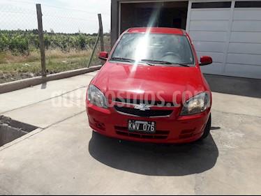 Chevrolet Celta LT 5P usado (2012) color Rojo precio $260.000