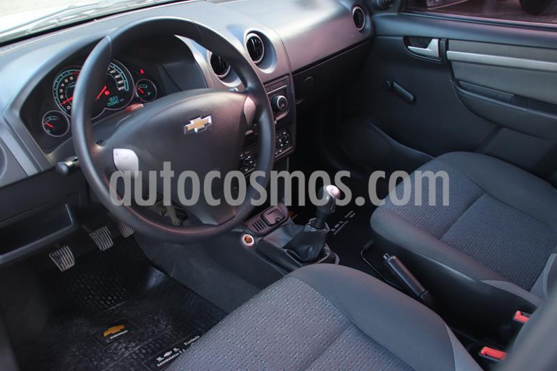 Chevrolet Celta 5P Advantage AA+DIR usado (2014) color Gris precio $590.000