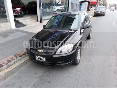 Chevrolet Celta LS 3P Ac usado (2012) color Negro precio $325.000