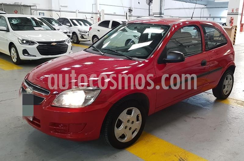 Chevrolet Celta LS 3P Paq seguridad usado (2014) color Rojo Pepper precio $369.900