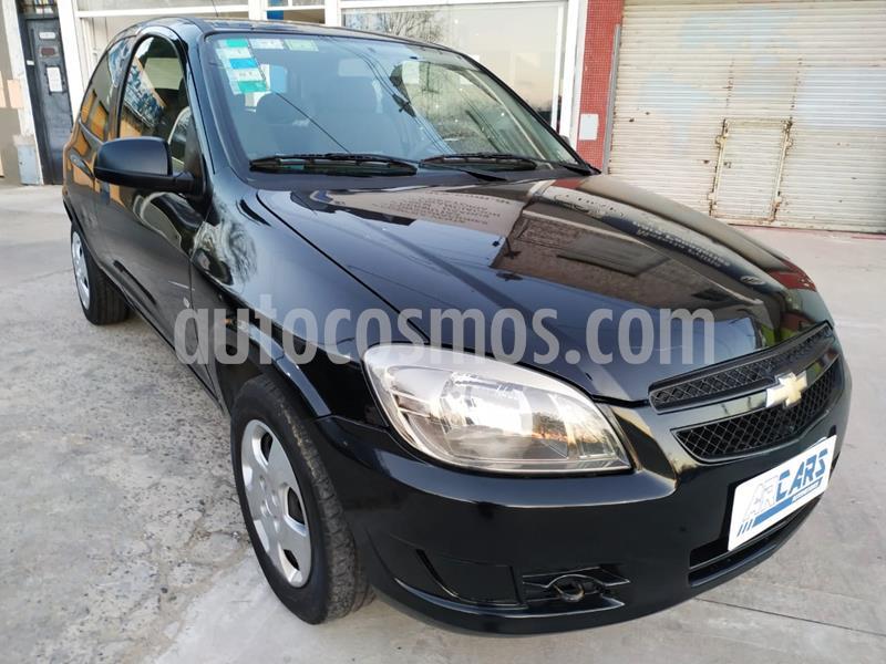 Chevrolet Celta LT 3P usado (2011) color Negro precio $479.000