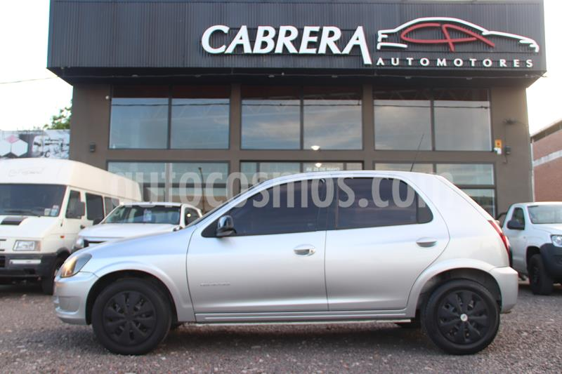 Chevrolet Celta Advantage 1.4 8v MT5 (92cv) 5P usado (2014) color Gris Plata  precio $590.000