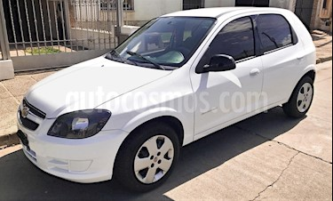 Chevrolet Celta Advantage 5P usado (2014) color Blanco precio $350.000