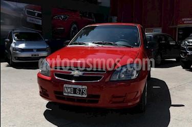 foto Chevrolet Celta LS 3P Ac usado (2014) color Rojo precio $290.000