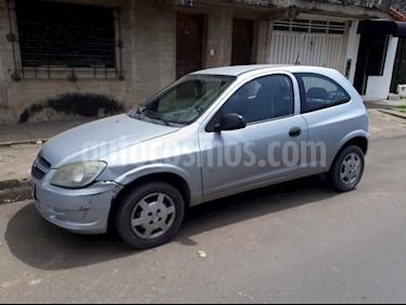 Foto venta Auto Usado Chevrolet Celta LS 3P Ac (2011) color Gris Metalico