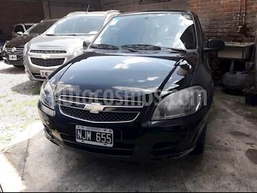 Foto venta Auto usado Chevrolet Celta LS 3P Ac (2013) color Negro precio $142.000