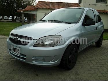 Foto venta Auto usado Chevrolet Celta LS 3P (2011) color Gris Metalico precio $145.000