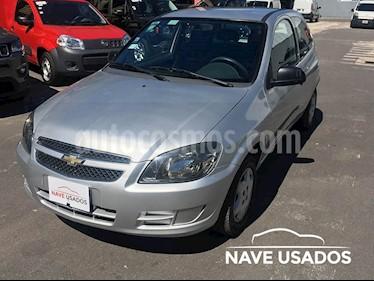 Foto venta Auto usado Chevrolet Celta LS 3P (2013) color Gris precio $215.000
