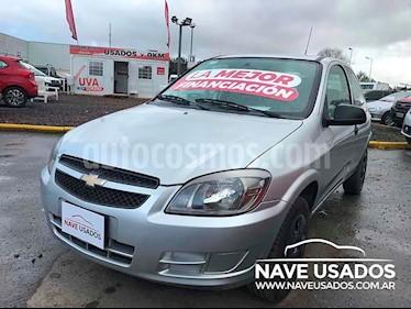 Foto venta Auto usado Chevrolet Celta LS 3P (2013) color Gris precio $210.000