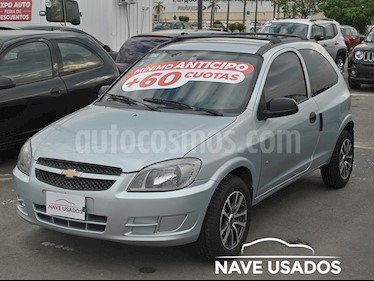 Foto venta Auto usado Chevrolet Celta LS 3P (2011) color Gris precio $210.000